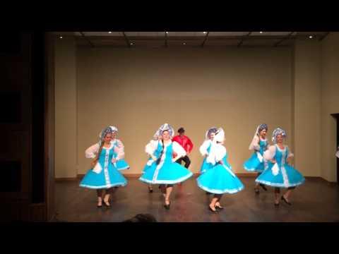 Zabava Russian Dance Group 10th Anniversary (Cardel Theatre)