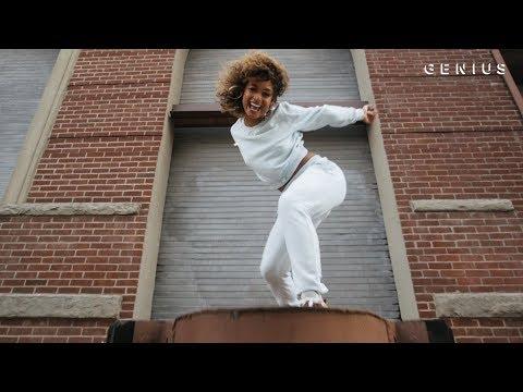 "DaniLeigh - ""Lil BeBe"" (Dance Video)"
