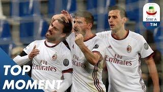 Suso Bags Brace As Milan Defeat Sassuolo  | Sassuolo 1-4 Milan | Serie A