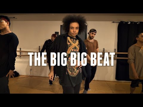 Azealia Banks - The Big Big Beat - Choreography by Tevyn Cole #TMillyTV