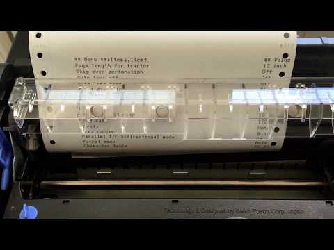 Configuracion Modo Okidata Uno Ca Epson Fx 890 Doovi