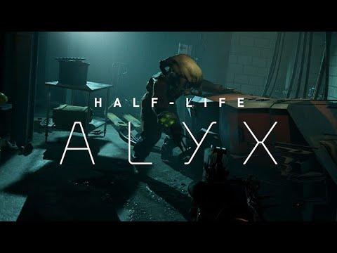 Half-Life : Alyx -  Vidéos de gameplay