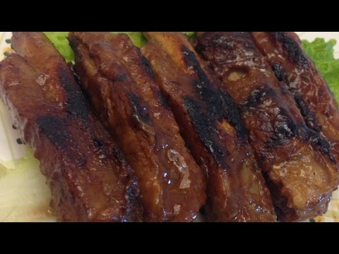 Prepare Yummy Barbeque Ribs - DIY Food & Drinks - Guidecentral