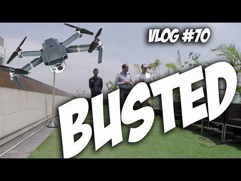 Busted (again) in Dhaka - Bangladesh (for using drone) | Travel Vlog #70