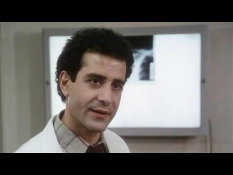 Tony Shalhoub in the TV series Spenser  1987, german deutsch