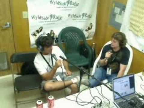 Rocklahoma 2008 Tora Tora Interview with Wyldside Radio