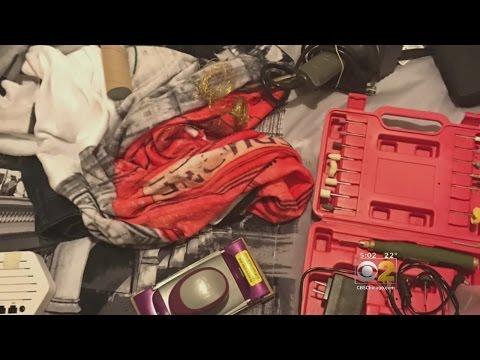 Suspicious Items Found In Homan Square Apartment