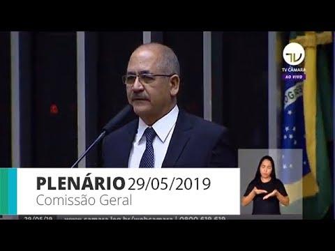 Plenário - Comissão Geral - Sistema Penitenciário no Brasil - 29/05/2019 - 10:24