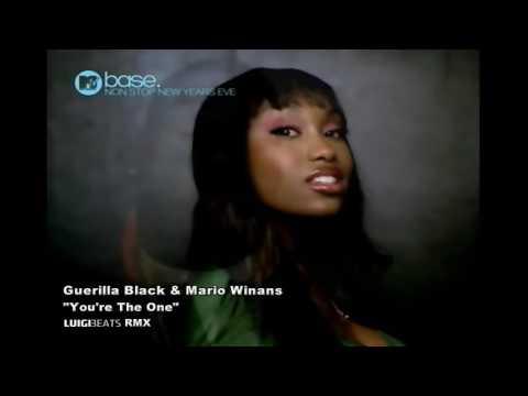 Guerilla Black & Mario Winans - You're The One (Luigi Beats RMX)