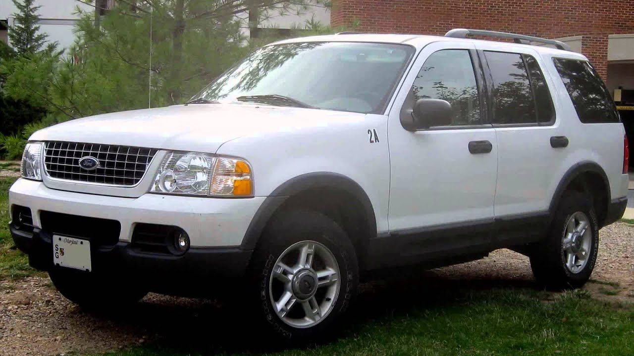 1995 ford explorer  YouTube