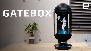 The new Gatebox at CES 2020