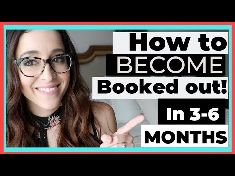 How to get new clients in your chair FAST!!! 2019 How to build a clientele as a new hairstylist