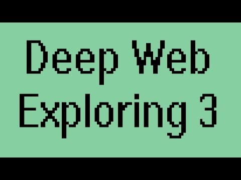 DeepWeb Exploring 3