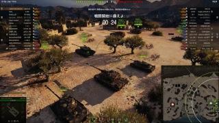 World of Tanks:特に意味のない配信。