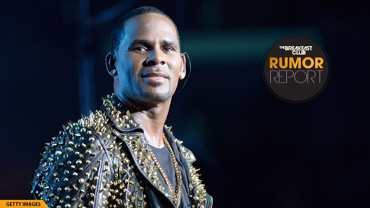 R.Kelly Claims He's Broke Before Jury Selection Begins in Sex Trafficking Trial