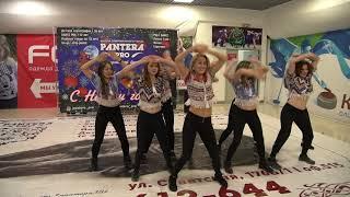 Клубные танцы/ начинающие/ Pantera-PRO