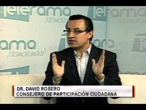 Dr. David Rosero