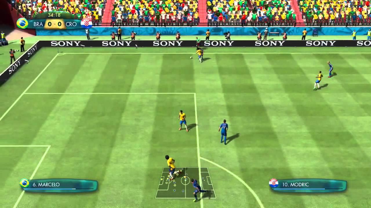 Match d 39 ouverture coupe du monde fifa 2014 br sil - Match d ouverture coupe du monde 2014 ...