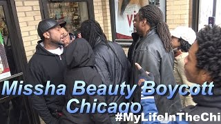 Missha Beauty Supply Store boycott get crazy when owner comes out