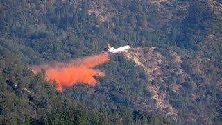 Rim Fire - DC10 Drop In Tuolumne County