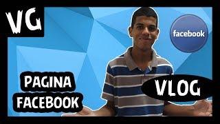 Vlogs: Pagina do Facebook Lives Chegando