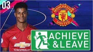FIFA 19 | Achieve and Leave S4 Ep3 - BRINGING RASHFORD HOME!!