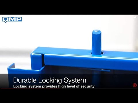 SDL - QMP Security Cupboard Product Video 2015