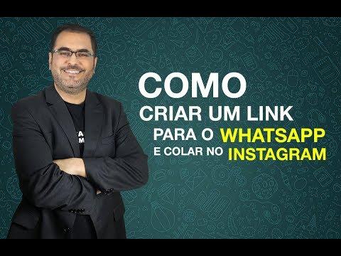 VENDA MAIS: Como Criar Link do WhatsApp e colocar no Instagram