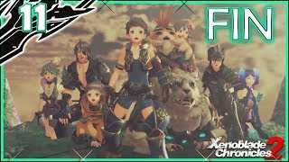 Xenoblade Chronicles 2 Playthrough Part 11, Finale!