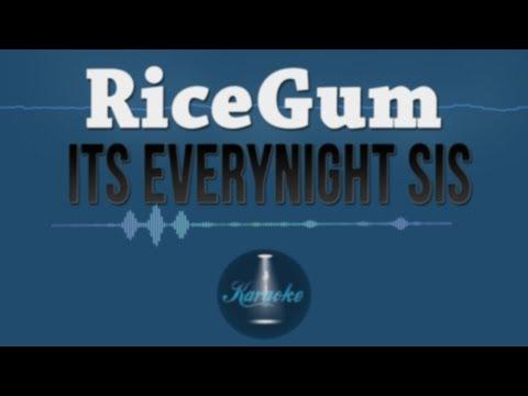 RiceGum feat. Alissa Violet - Its EveryNight Sis Instrumental