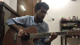fingerstyle-cover-of-oniket-prantor-artcell