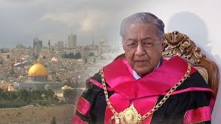 Dr M: Australia has no right to divide Jerusalem