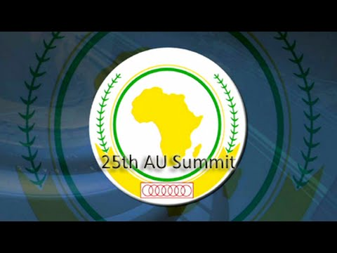 Continuation of the 25th AU Summit Sandton, Gauteng