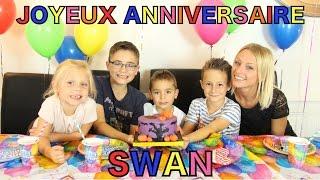 ♡• SWAN NOUS A INVITÉ À SON ANNIVERSAIRE •♡ thumbnail