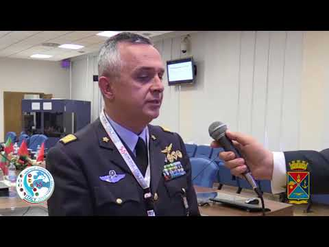 General Biavati speaks about 5+5 Defence Initiative