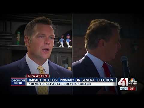 Kobach recuses himself of Sec. of State duties