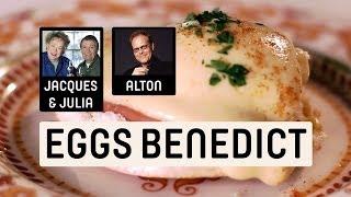 Recipe Wars - Eggs Benedict