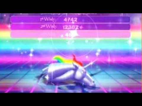 Dross juega Robot Unicorn Attack