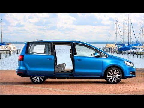 2020 New Volkswagen Sharan Review
