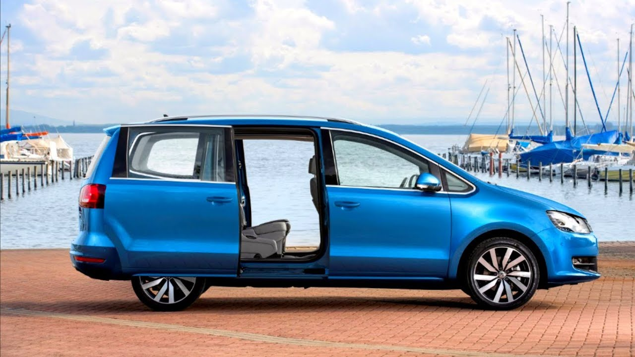 2020 VW Sharan Redesign and Review