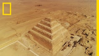 The Evolution of Ancient Egypt's Pyramids | Lost T...