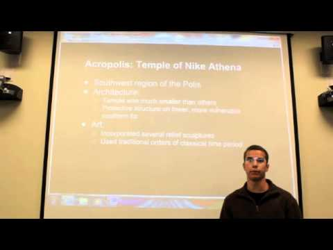 Temple of Nike Athena (Part 1)