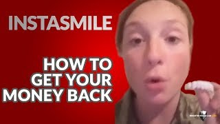 Instasmile Clip On Veneers - How to Get Your Money Back by Brighter Image Lab!