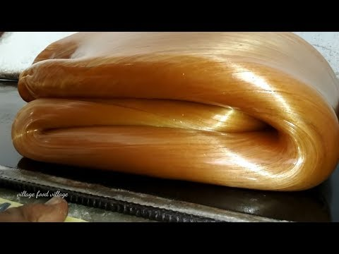 How Its Made 2018 - Soan Papdi Sweet Making 2018 - Indian Traditional Sweet - Sohan Papdi Recipe