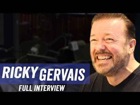 Ricky Gervais  StandUp, Hollywood Scandal, Twitter   Jim Norton & Sam Roberts