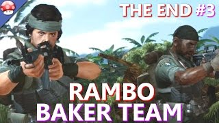 Rambo The Video Game: Baker Team Walkthrough Ending Part 3 PC Gameplay (60fps/1080p)
