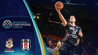 Filou Oostende v Besiktas Sompo Japan - Full Game - Basketball Champions League 2018-19