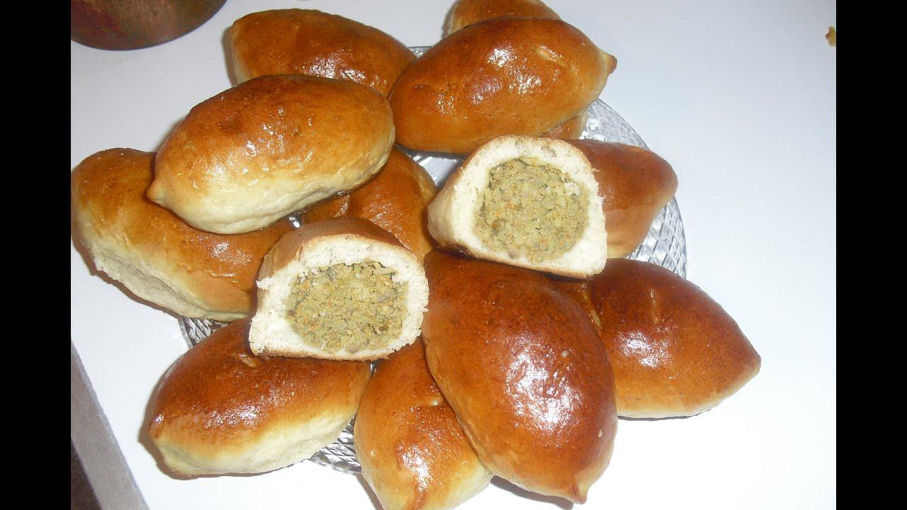 начинка с картошкой и печенкой для пирожков