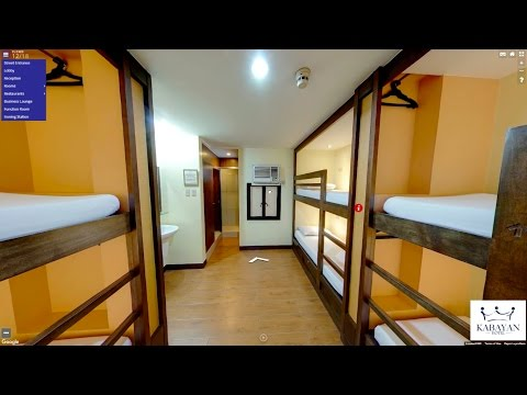 Kabayan Hotel Virtual Tour (Hotel in Pasay City)