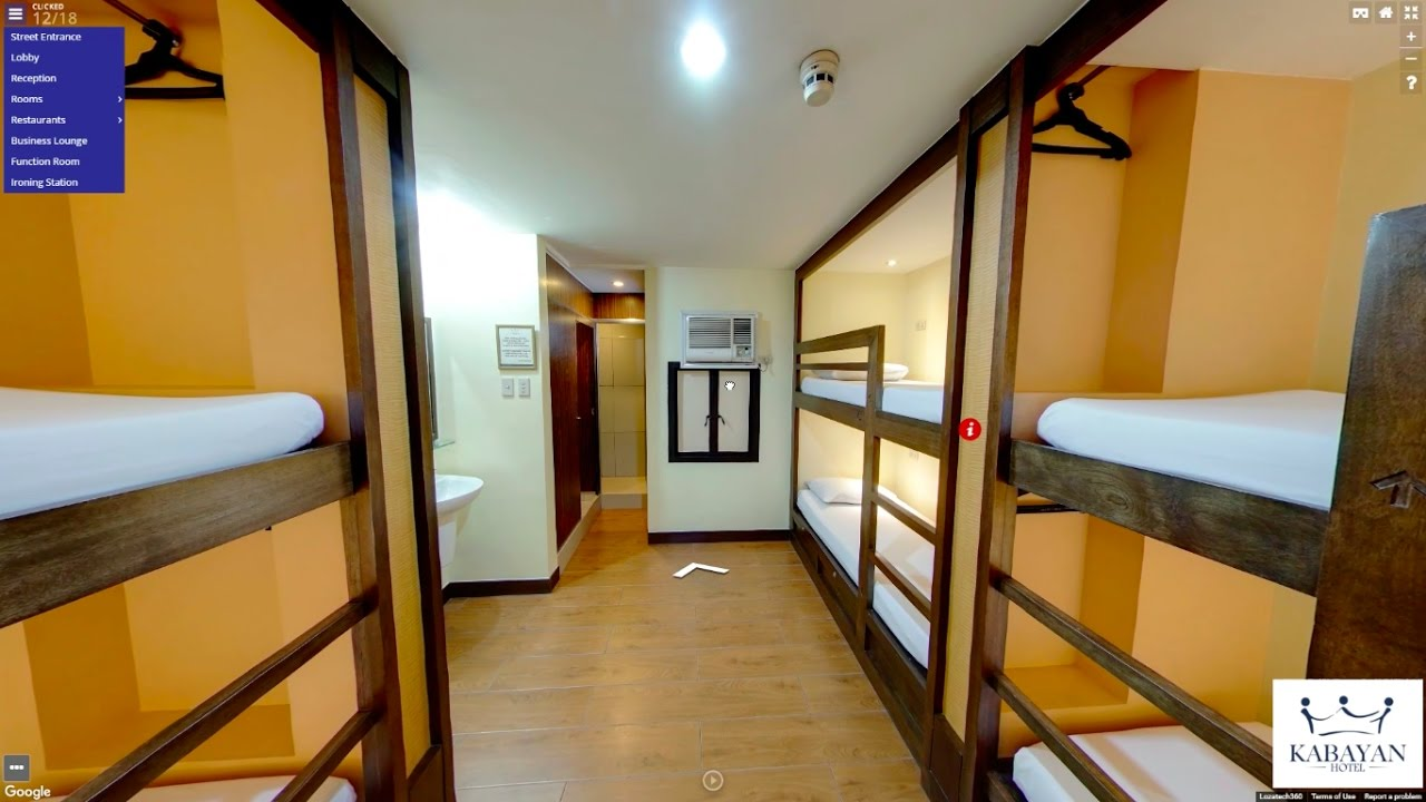 Kabayan Hotel Virtual Tour Hotel In Pasay City Youtube
